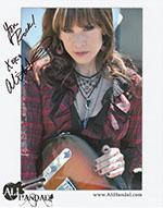 Ali Signed Photo